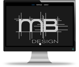 MB Design Website