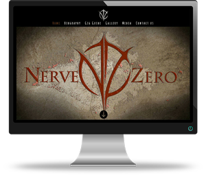 Nerve Zero Website