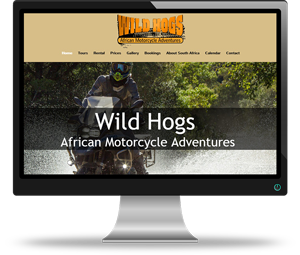 Wild Hogs Website